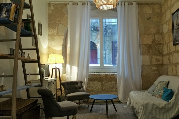 BORDEAUX - Annonce Appartement à vendre2 pièces - 78 m²