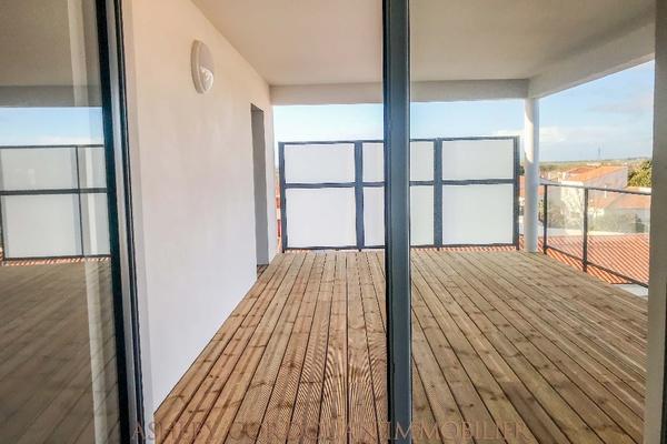 LA ROCHELLE - Annonce Appartement à vendre4 pièces - 83 m²