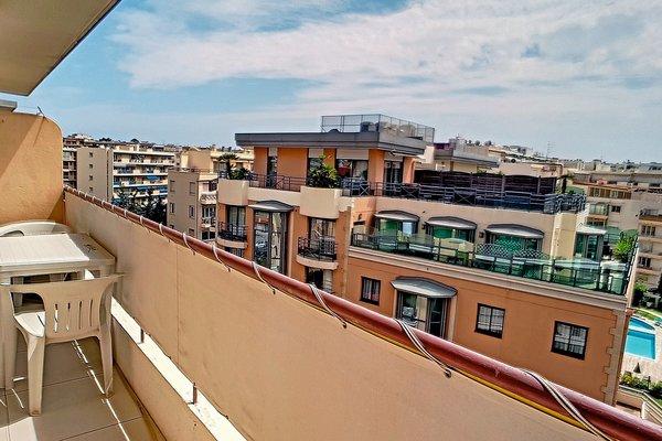CANNES - Annonce Appartement à vendre2 pièces - 52 m²