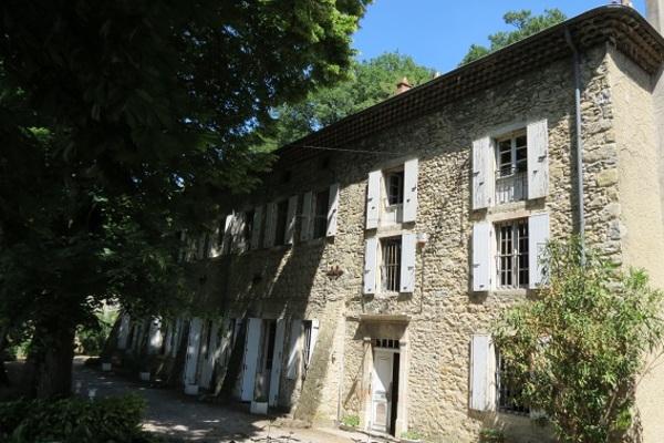 SAULCE SUR RHONE - Annonce Maison à vendre15 pièces - 500 m²