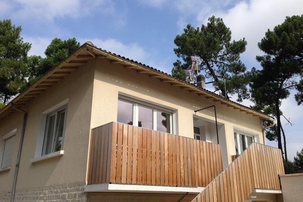 ST GEORGES DE DIDONNE - Annonce Appartement à louer2 pièces - 47 m²