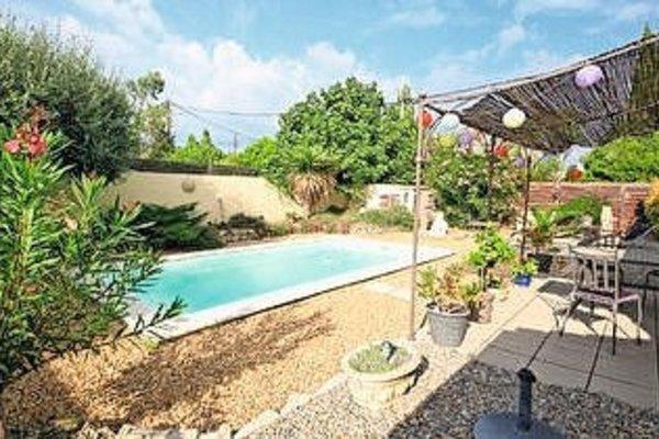 MOLLÉGÈS - Annonce Maison à vendre4 pièces - 95 m²