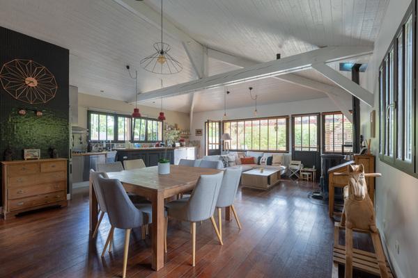 ST-MÉDARD-EN-JALLES - Annonce Maison à vendre5 pièces - 140 m²