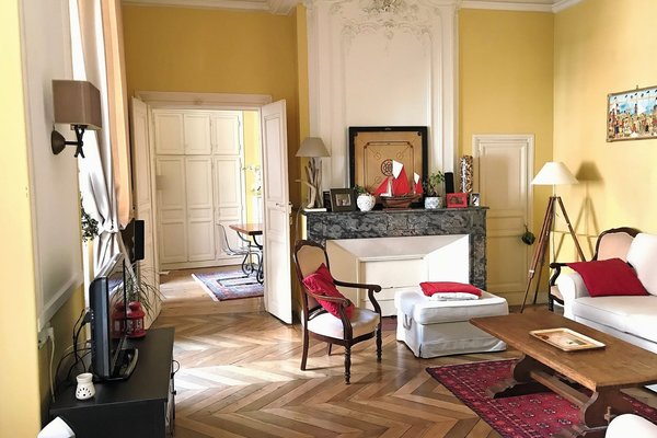TOULOUSE - Advertisement Apartment for sale5 rooms - 117 m²