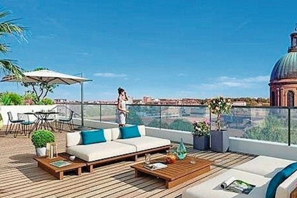 TOULOUSE - Advertisement Apartment for sale4 rooms - 116 m²