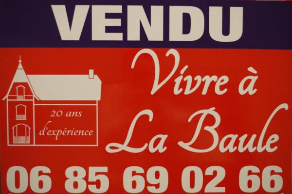 LA BAULE - Annonce Maison à vendre6 pièces - 142 m²