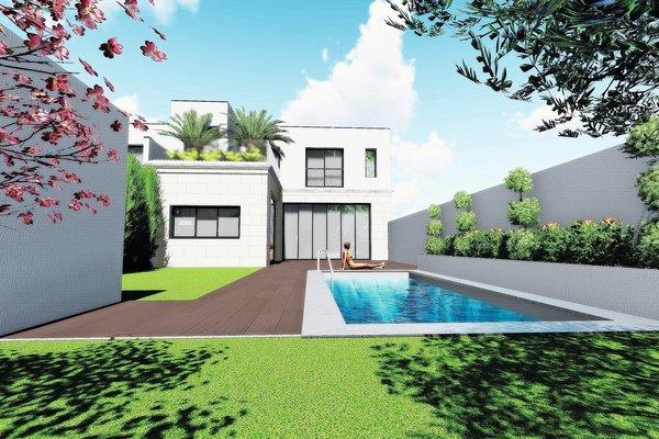BORDEAUX - Annonce terrain à vendre - 410 m²