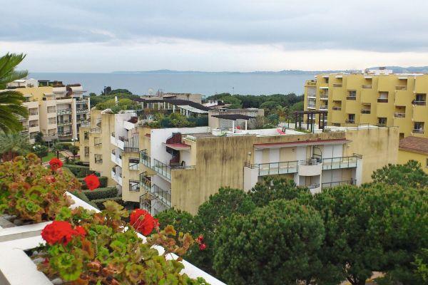 CAGNES-SUR-MER - Annonce Appartement à vendre3 pièces - 58 m²
