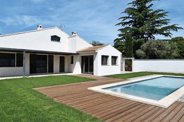 CAUMONT-SUR-DURANCE - Annonce Maison à vendre160 m²