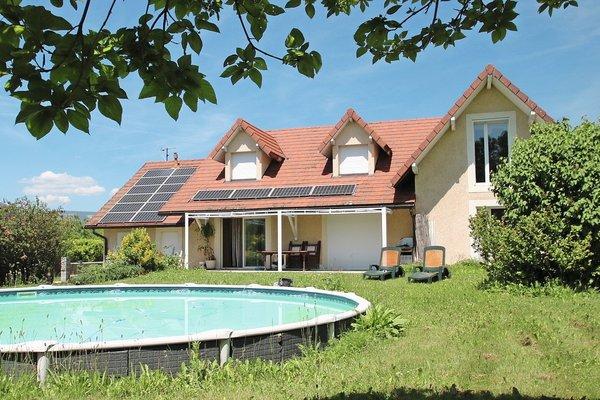 BELLEY - Annonce Maison à vendre8 pièces - 165 m²