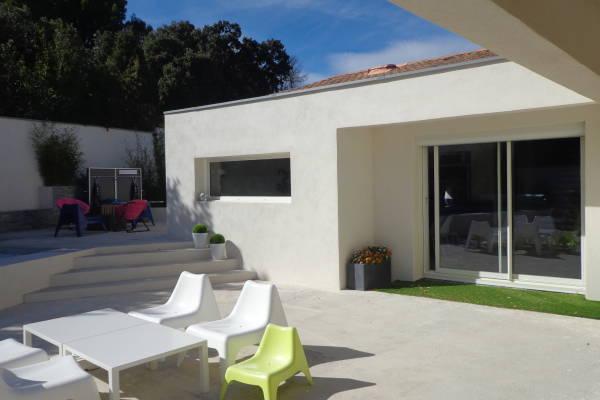 VILLENEUVE - Annonce Maison à vendre7 pièces - 160 m²