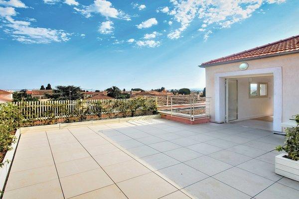 CAGNES-SUR-MER - Annonce Appartement à vendre6 pièces - 173 m²