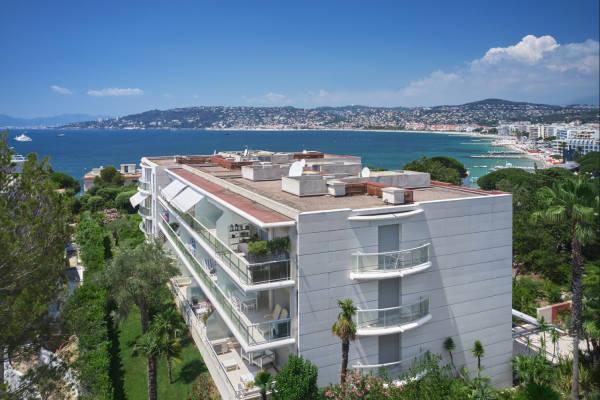 CAP D'ANTIBES - Annonce appartement à vendre