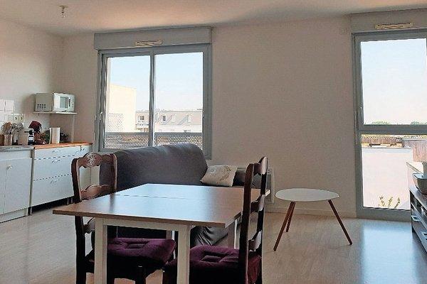 STE LUCE SUR LOIRE - Annonce Appartement à vendre3 pièces - 60 m²