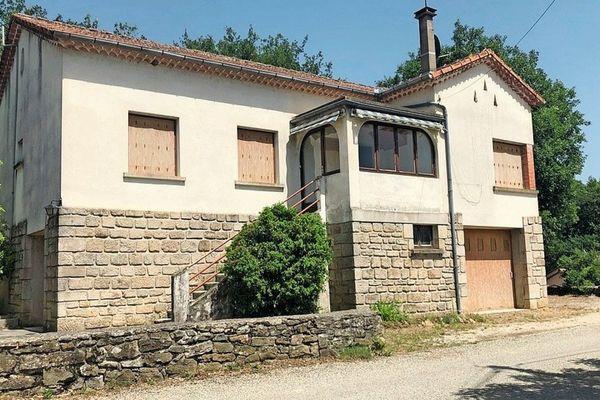 LES VANS - Annonce Maison à vendre6 pièces - 100 m²