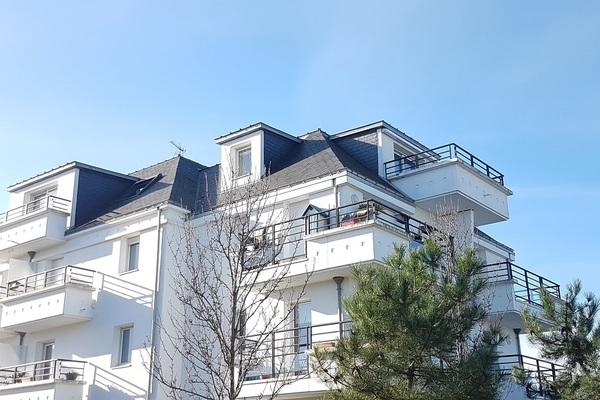 PORNICHET - Annonce Appartement à vendre3 pièces - 76 m²