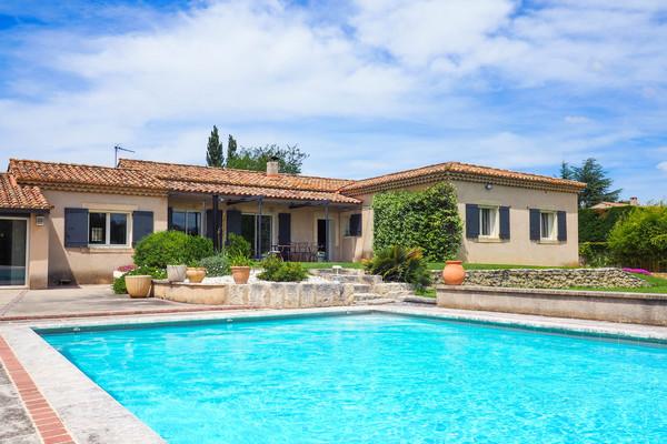 ST-RÉMY-DE-PROVENCE - Annonce Maison à vendre6 pièces - 185 m²