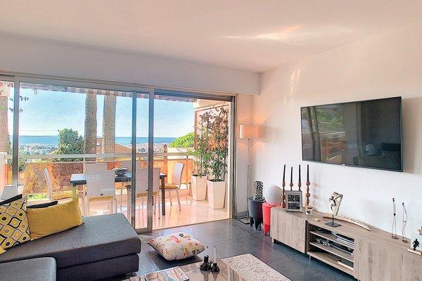 LE CANNET - Annonce Appartement à vendre4 pièces - 90 m²