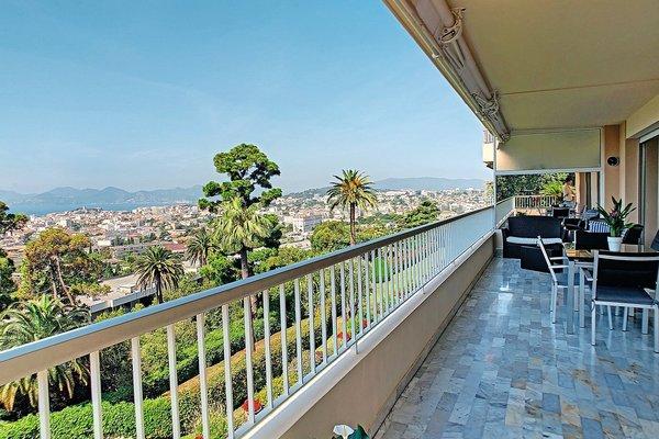 LE CANNET - Annonce Appartement à vendre4 pièces - 114 m²
