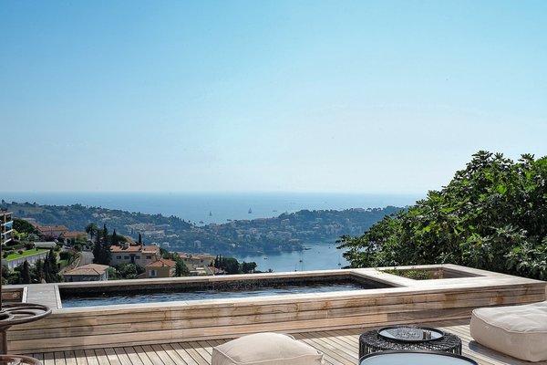 VILLEFRANCHE-SUR-MER - Annonce Maison à vendre6 pièces - 550 m²