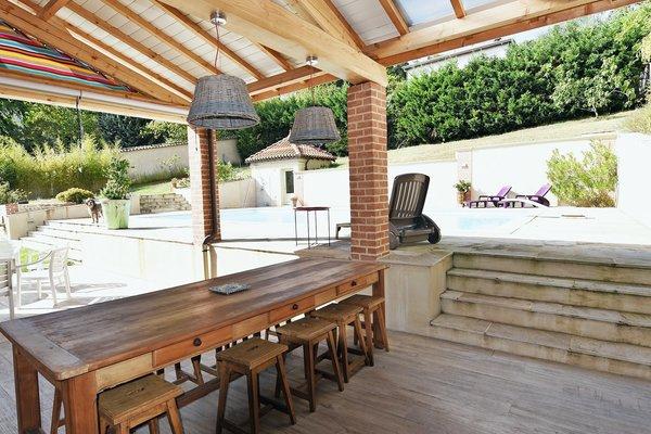 RILLIEUX LA PAPE - Annonce Maison à vendre10 pièces - 420 m²