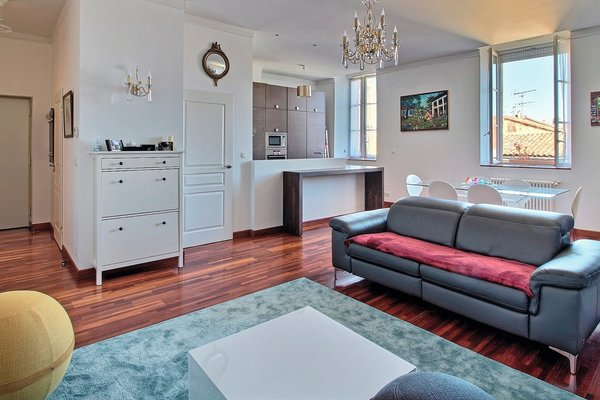 BORDEAUX - Annonce Appartement à vendre5 pièces - 125 m²