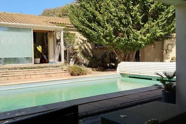 PARIGNARGUES - Annonce maison à vendre