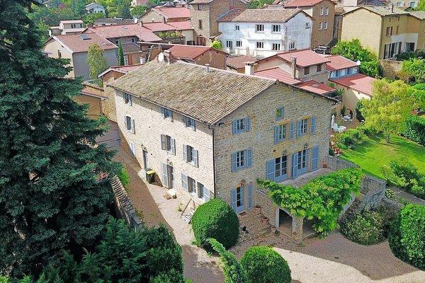 ST-DIDIER-AU-MONT-D'OR - Annonce Maison à vendre8 pièces - 350 m²