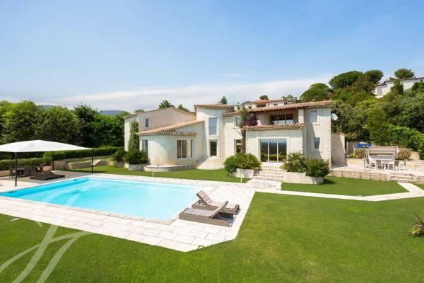 LA COLLE-SUR-LOUP - Annonce Maison à vendre7 pièces - 265 m²