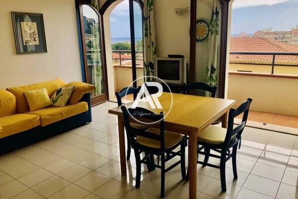 ROQUEBRUNE-CAP-MARTIN - Annonce Appartement à vendre2 pièces - 47 m²