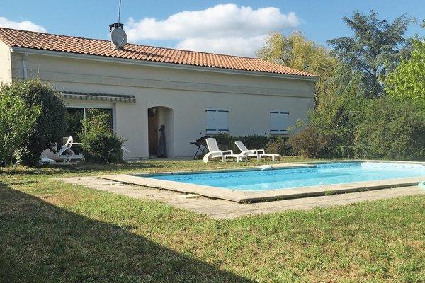 ST-GERVAIS - Annonce Maison à vendre5 pièces - 132 m²