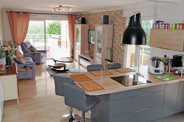 LE CANNET - Annonce Appartement à vendre3 pièces - 72 m²