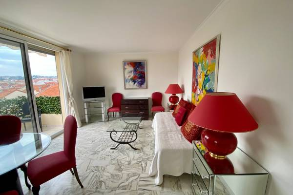 CANNES - Advertisement Apartment for sale3 rooms - 74 m²