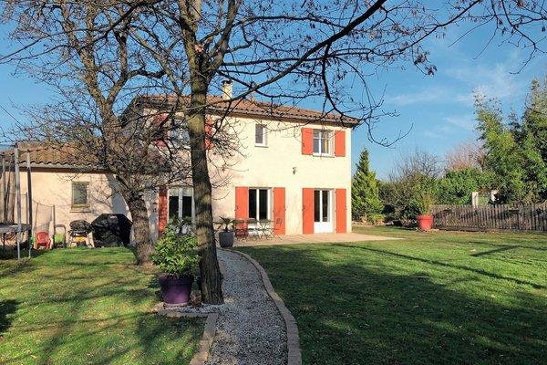 ST DIDIER DE FORMANS - Annonce Maison à vendre6 pièces - 136 m²