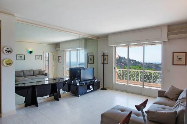VILLEFRANCHE-SUR-MER - Annonce Appartement à vendre3 pièces - 63 m²
