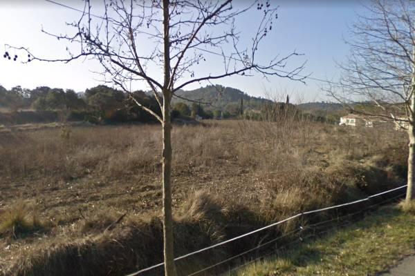 VIC-LE-FESQ - Annonce terrain à vendre