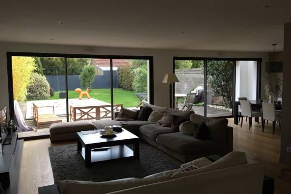NANTES - Annonce Maison à vendre6 pièces - 196 m²