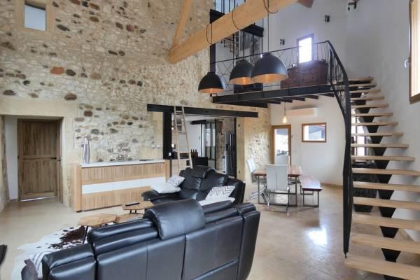 UZÈS - Annonce Maison à vendre6 pièces - 187 m²