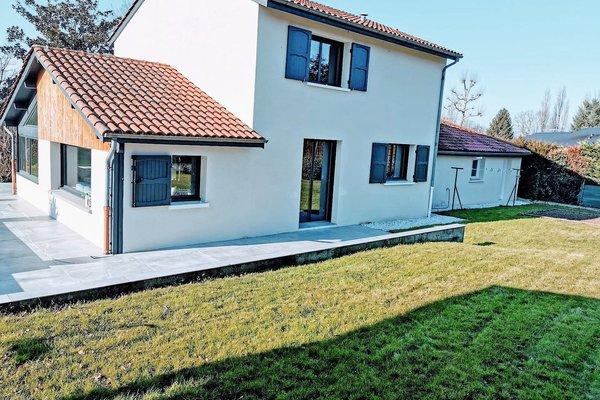 MASSIEUX - Annonce Maison à vendre6 pièces - 135 m²