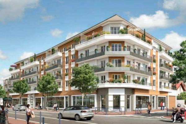 DRANCY - Annonce Appartement à vendre4 pièces - 87 m²