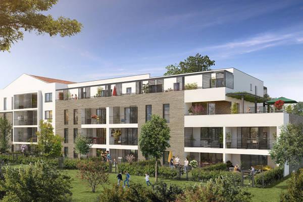 TOULOUSE - Annonce appartement à vendre