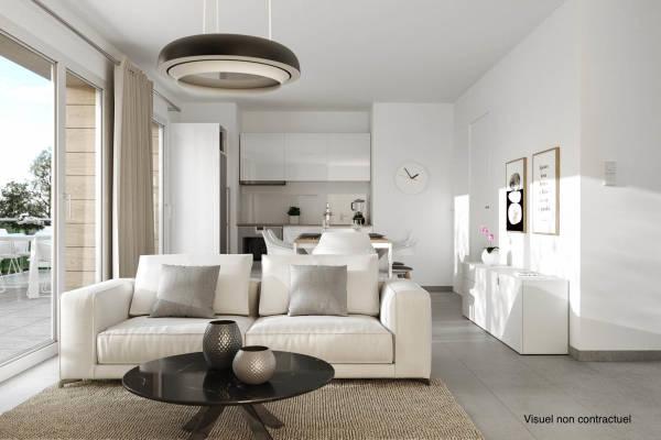 LILLE - Annonce Appartement à vendre4 pièces - 94 m²