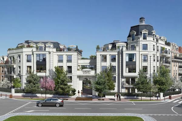 CLAMART - Annonce Appartement à vendre5 pièces - 130 m²