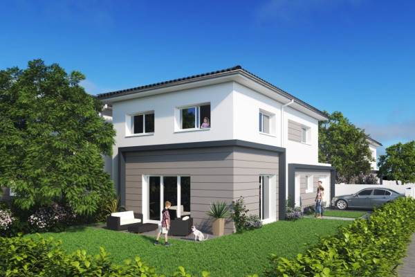 MERIGNAC - Annonce Maison à vendre4 pièces - 109 m²