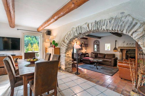 SAUMANE-DE-VAUCLUSE - Annonce Maison à vendre