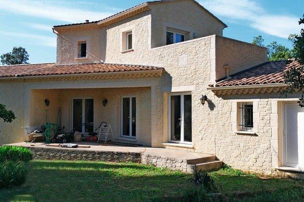 STE-CÉCILE-LES-VIGNES - Annonce Maison à vendre5 pièces - 153 m²
