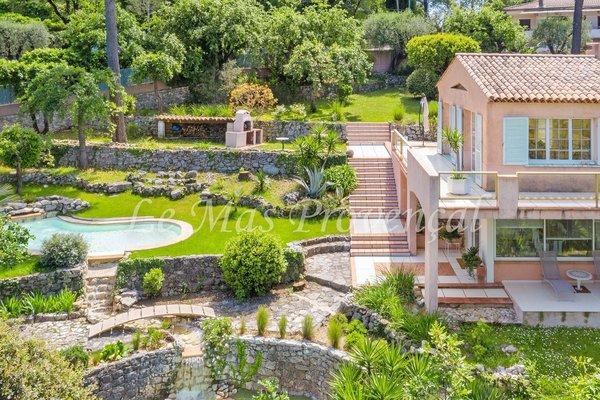 ROQUEFORT-LES-PINS - Annonce Maison à vendre5 pièces - 232 m²