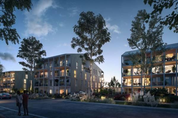 REICHSTETT - Annonce Appartement à vendre4 pièces - 91 m²