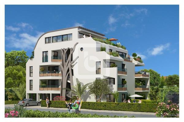 ST-LAURENT-DU-VAR - Annonce Appartement à vendre3 pièces - 65 m²