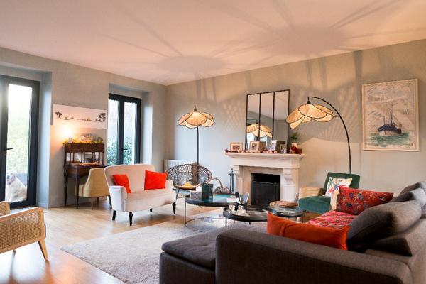 NANTES - Annonce Maison à vendre6 pièces - 220 m²